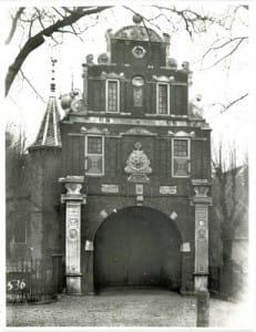 Poortgebouw 1890-W1000